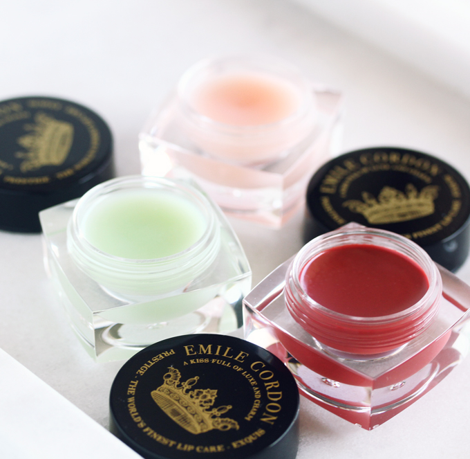 Emile Cordon,Emile Cordon Review, Emile Cordon Miracle Lip Balm Review, , Emile Cordon Haute Couture, Luxury Lip Care