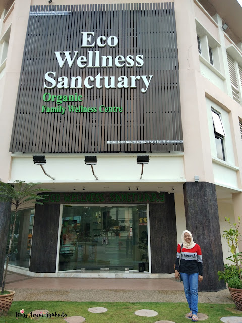 Spa Review: Eco Wellness Sanctuary | Urutan Badan Terbaik di Klang