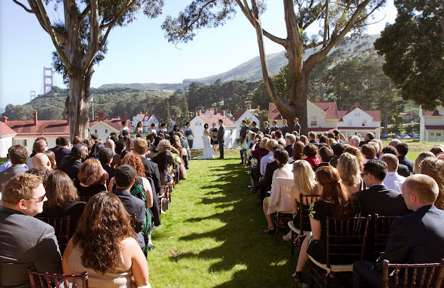 Wedding Venues With Lodging Cavallo Point Lodge
