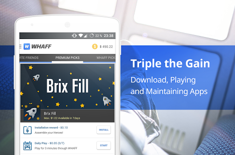 WHAFF Rewards Apk Android App   Full Version Pro Free Download