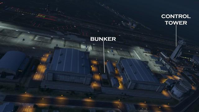 best bunker location gta 5