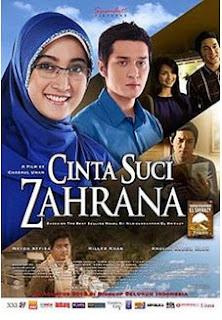 Cinta Suci Zahrana (2012) Full Movie