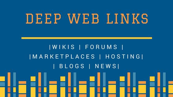 5 Cara Mudah Mendapatkan Link Deep Web
