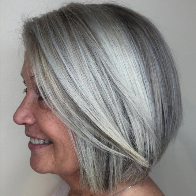 short hairstyles 2019 for women over 50