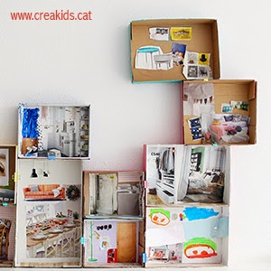CreaKids: casita modular