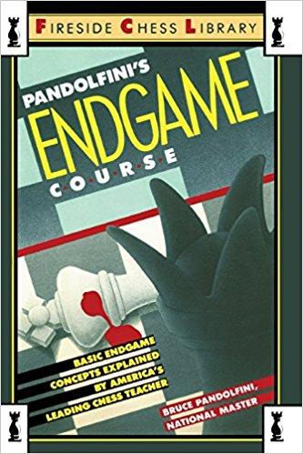 Pandolfini's Endgame Course front cover