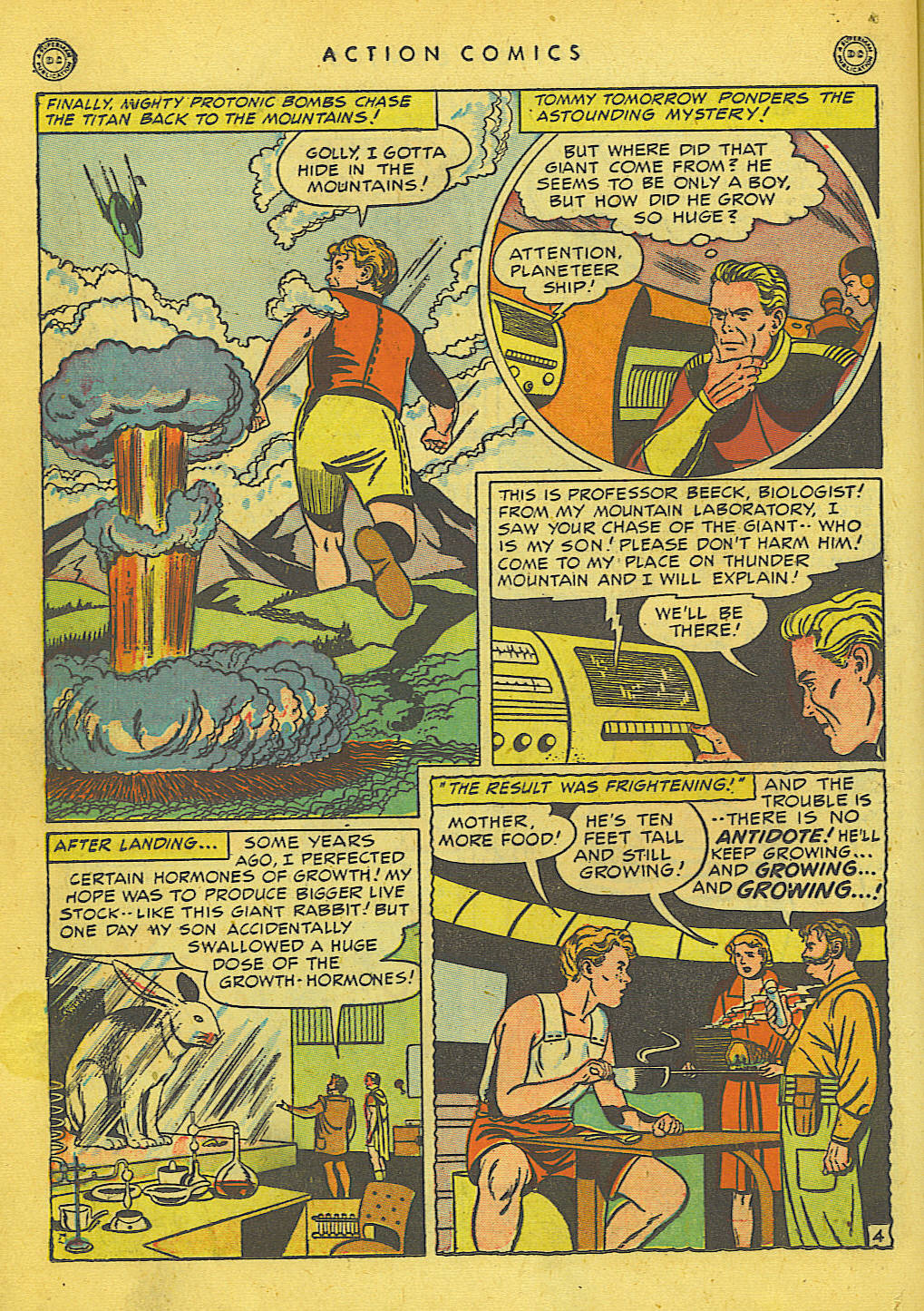 Read online Action Comics (1938) comic -  Issue #135 - 17