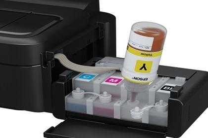 Impresora Epson Con Sistema De Tinta Cont 237 Nua Que No