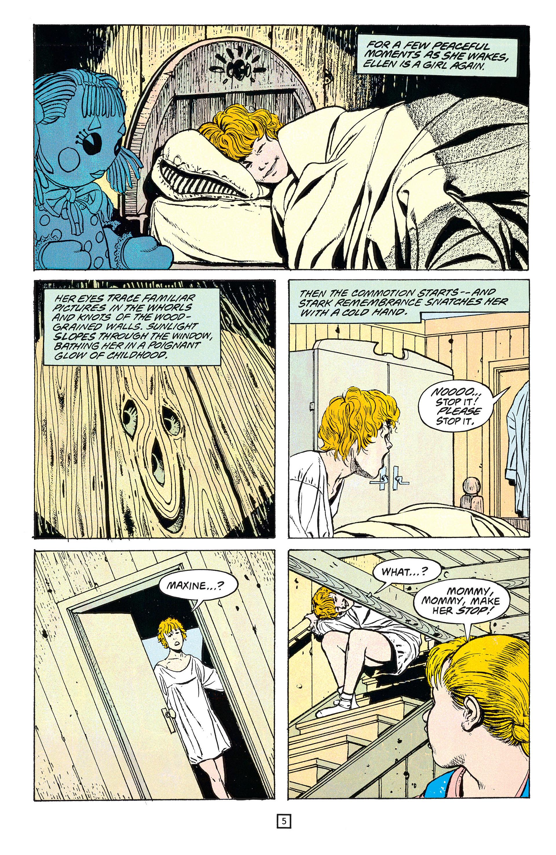 Read online Animal Man (1988) comic -  Issue #54 - 6