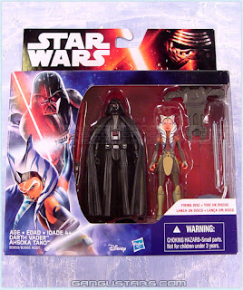 Star Wars Rebels Missions Darth Vadar Ahsoka Tano the Force Awakens