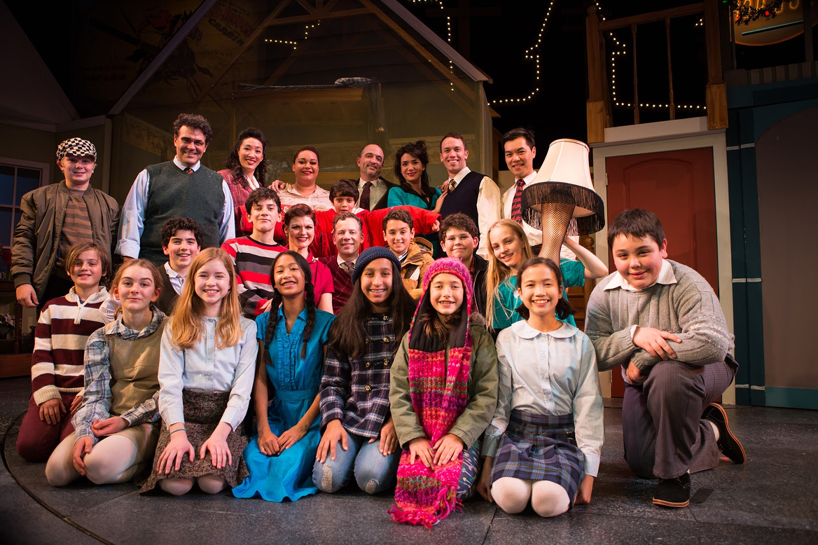 A Christmas Story Musical.Theater Such A Christmas Story The Musical
