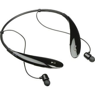 LG Tone Ultra - Auriculares in-ear Bluetooth