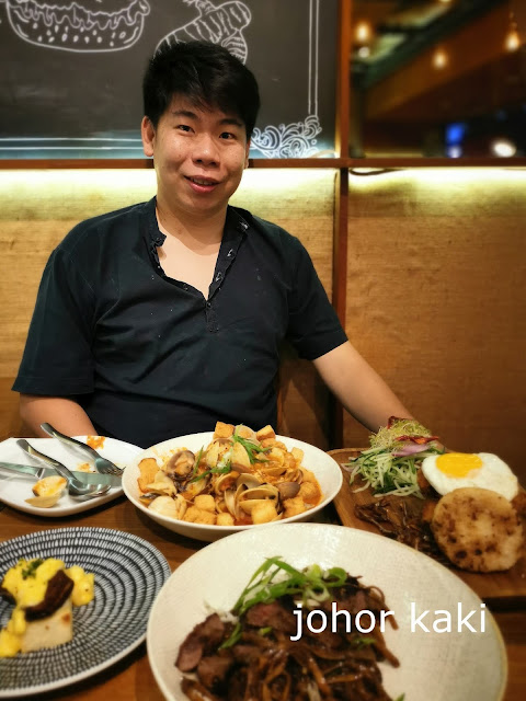 Lunch with Chef Chung Deming - Mod Sin Frontrunner @ The Quarters Icon Village Extension