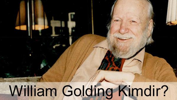 William Golding Kimdir?