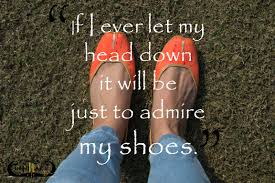 inspirational shoe quotes