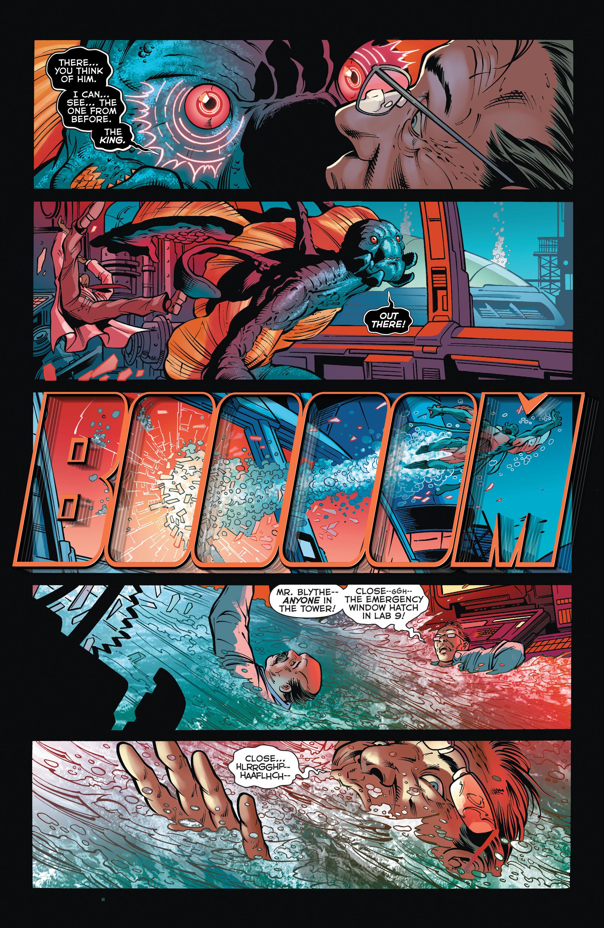 Read online Aquaman (2011) comic -  Issue #32 - 9
