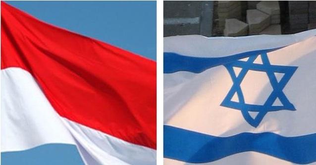 indonesia dan israel