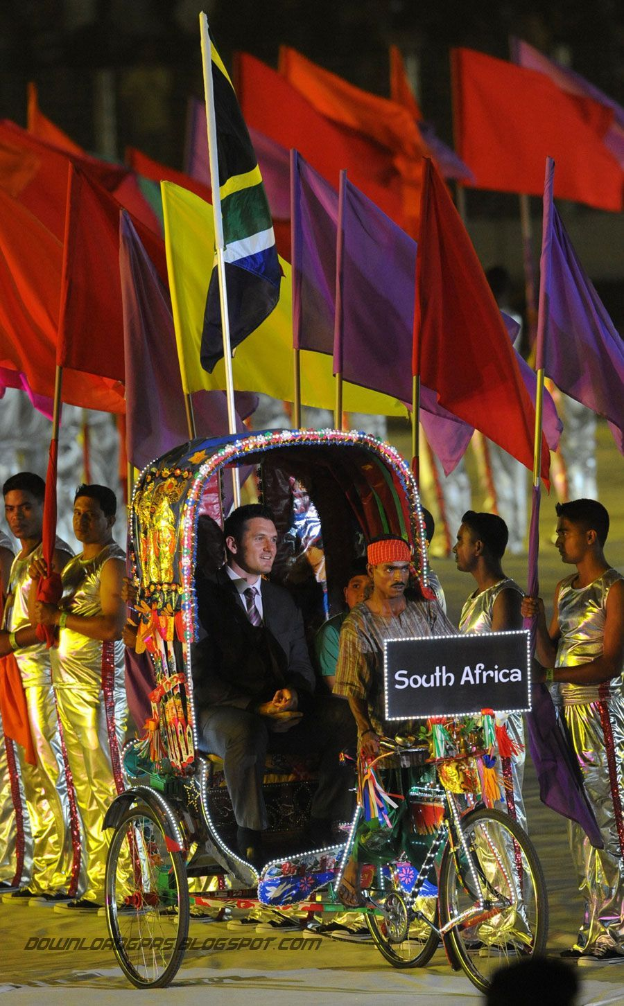 Opening Ceremony Fall 2015: ICC Cricket World Cup 2011 Opening Ceremony Pics,Gallery