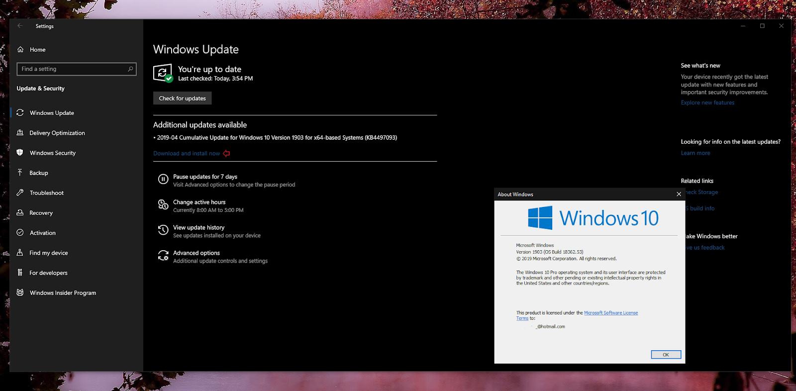 Scarica-installa-ora-aggiornamenti-windows-10