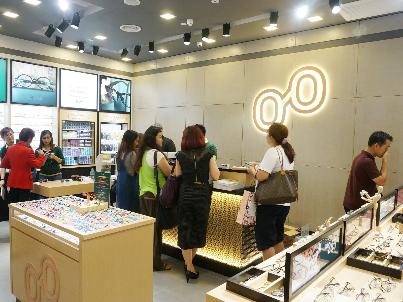 de14507f7c65 Whoosh Opening in Sunway Pyramid - Cindy s Planet