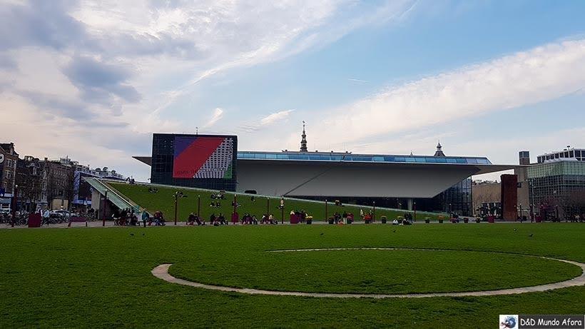 Museu Stedelijk em Amsterdam