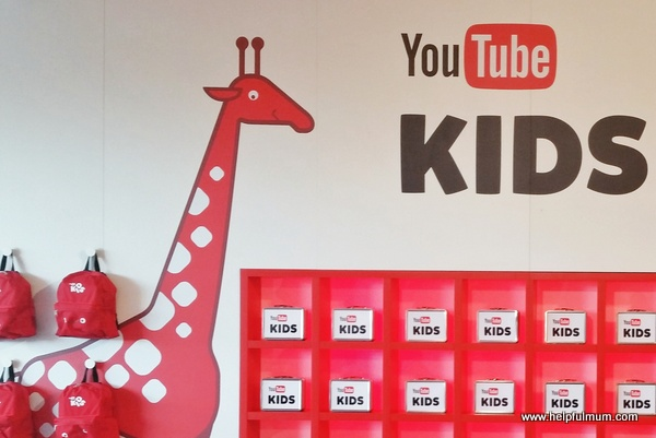 YouTube Kids event