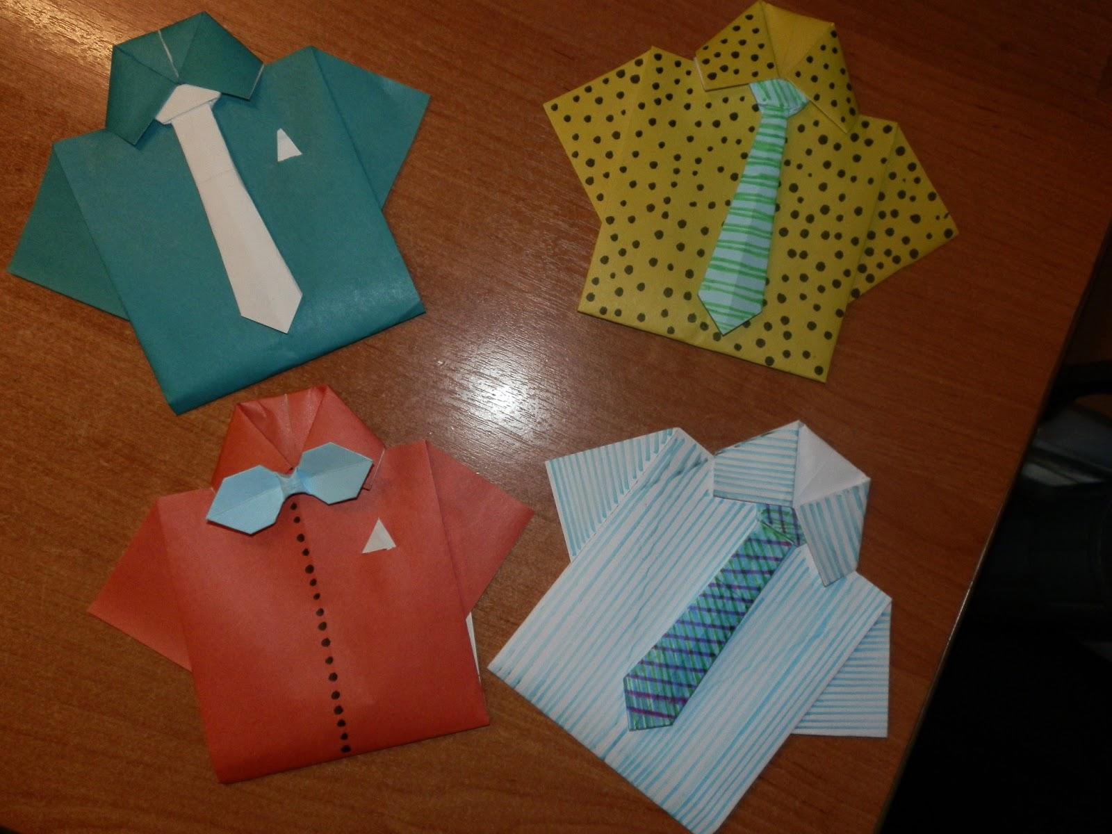 Коробка своими руками в виде рубашки с галстуком своими руками фото 156