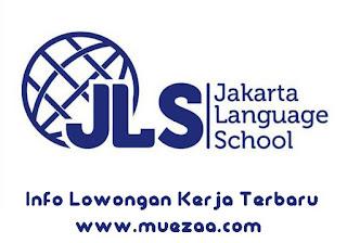 lowongan admin Jakarta Language School terbaru