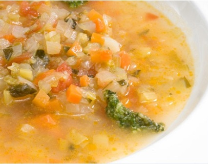 "It's ""Soupy Sunday!"" We will be posting a new soup recipe ..."