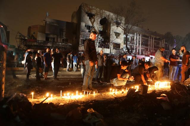 """Casa Branca """"lamenta"""" os atentados em Bagdá - MichellHilton.com"""