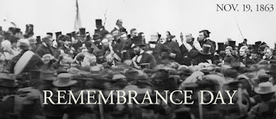 A Special Remembrance Day Message