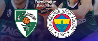 Zalgiris Kaunas - Fenerbahçe Doğuş Canli Maç İzle 09 Mart 2018