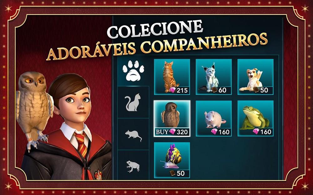 Harry Potter: Hogwarts Mystery ENERGIA INFINITA / MOD MENU 3.2.1