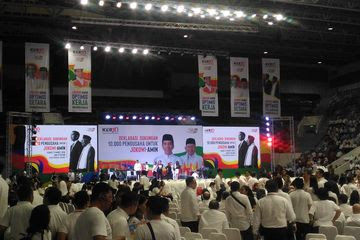 10.000 Pengusaha Deklarasikan Dukungan untuk Jokowi-Ma'ruf