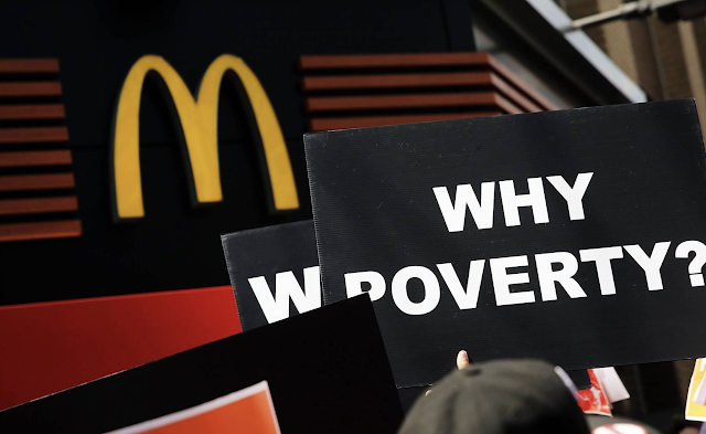McDonald's Decides to Stop Lobbying Against Minimum Wage Hikes