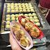 Lạ miệng với món bánh bạch tuộc Takoyaki nóng hổi