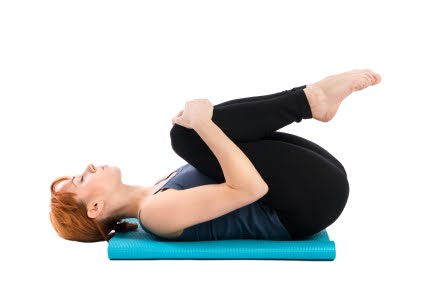 yoga poses for gas constipation and bloating relief