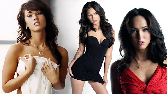 Megan Fox hot wallpapers HD