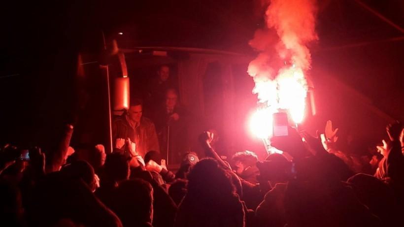 Χαμός για τον θριαμβευτή Παναθηναϊκό στο ΟΑΚΑ! (Εικόνες)