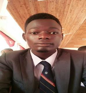 A Luo Pwani University student. PHOTO | Courtesy