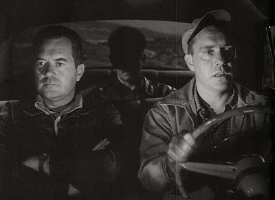 Edmond O'Brien, Frank Lovejoy - The Hitch-Hiker (1953)