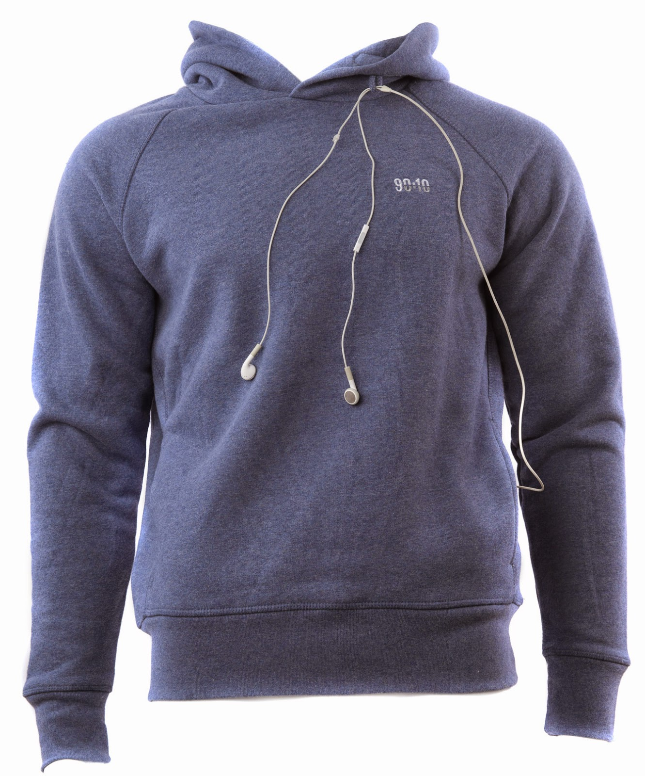 hoodie with headphones