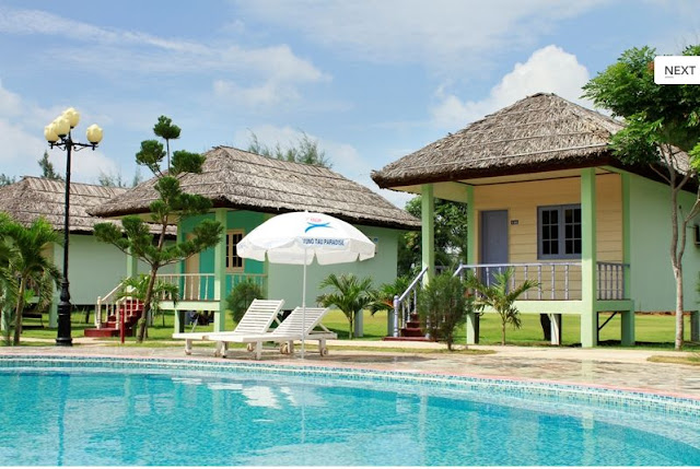 Paradise beach resort Vũng Tàu