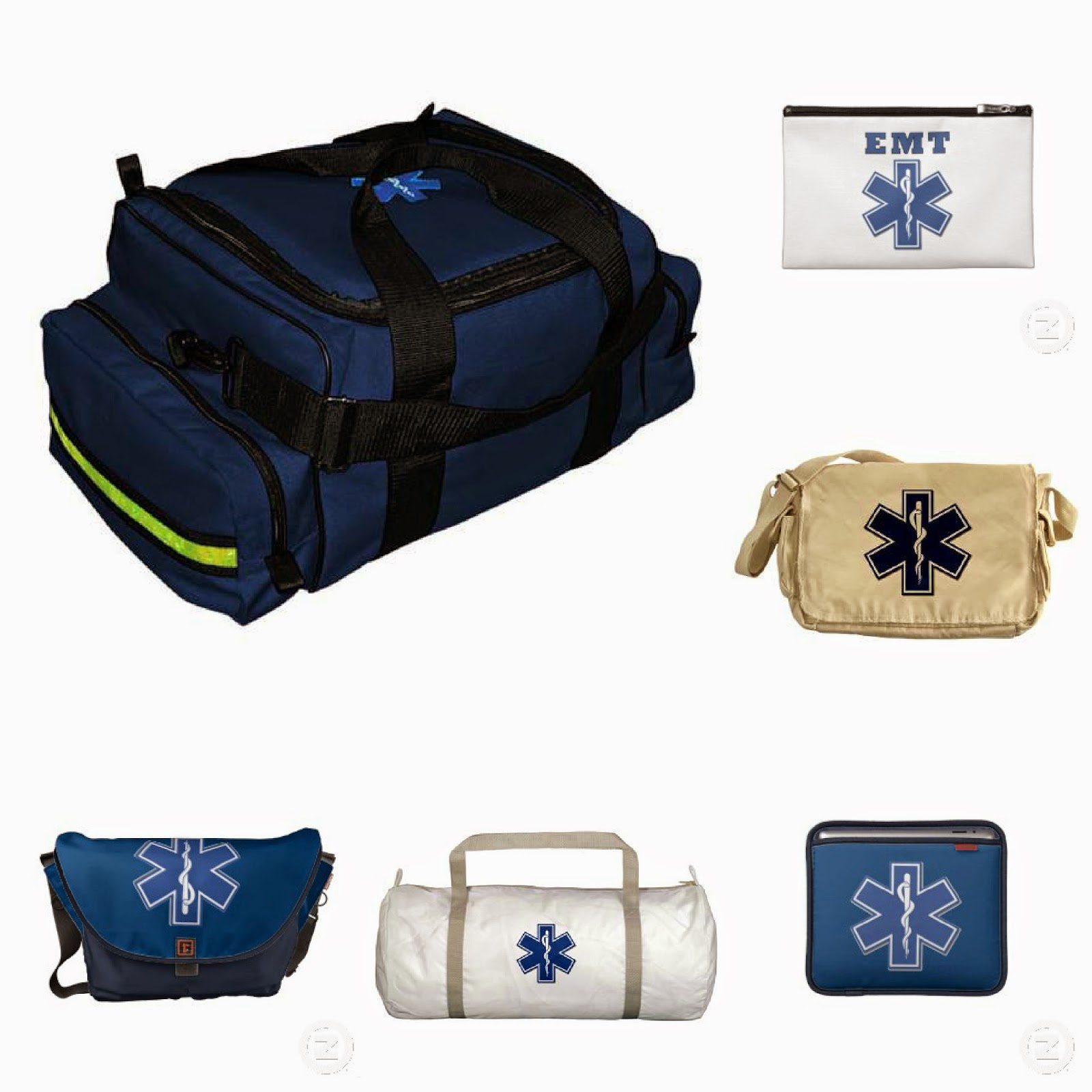 EMT Bags For EMS Paramedics