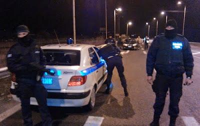 561 συλλήψεις τον Ιανουάριο στην Ήπειρο