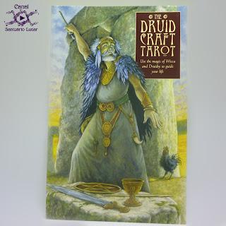 The Druid Craft Tarot - Book (Front)