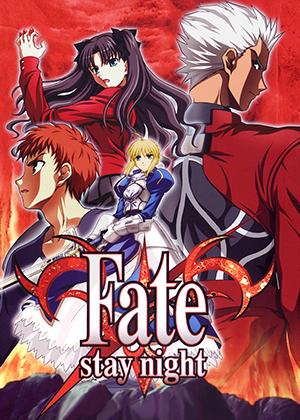 Fate/stay night [24/24] [HD] [MEGA]