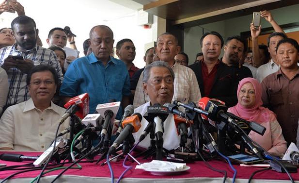 Himpunan Anti-Najib Bakal Dihadiri Muhyiddin