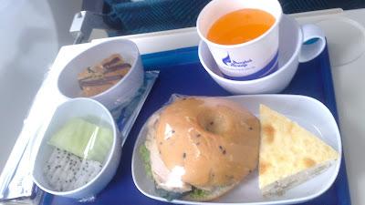 desayuno bangkok airways
