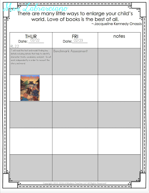 Click here to learn all about teaching ELA in the second  grade classroom.  These free and fun lesson outlines will detail curriculum and ideas for all informational, literature and writing standards in my 2nd grade elementary classroom.  This week's lessons will be all about: Chinese New Year, Ruby Bridges main topic, asking and answering questions, recounting, retelling, lesson of the story and key details.  Your second grade students will love the lessons and activities shared here.  These lesson outlines are added and updated almost each week.